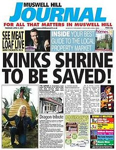Click - and you get The Muswell Hill Journal